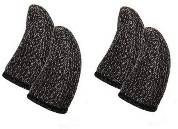 FLIPZONE PUBG_GAMING_SLEEVE_GREY Finger Sleeve (Pack of 4) Finger Sleeve