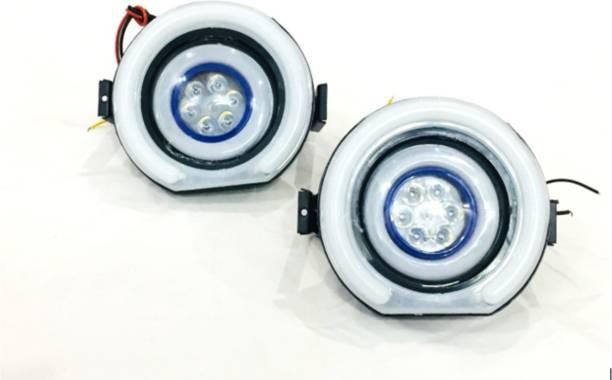 Autofasters LED Fog Lamp Unit for Mahindra Bolero