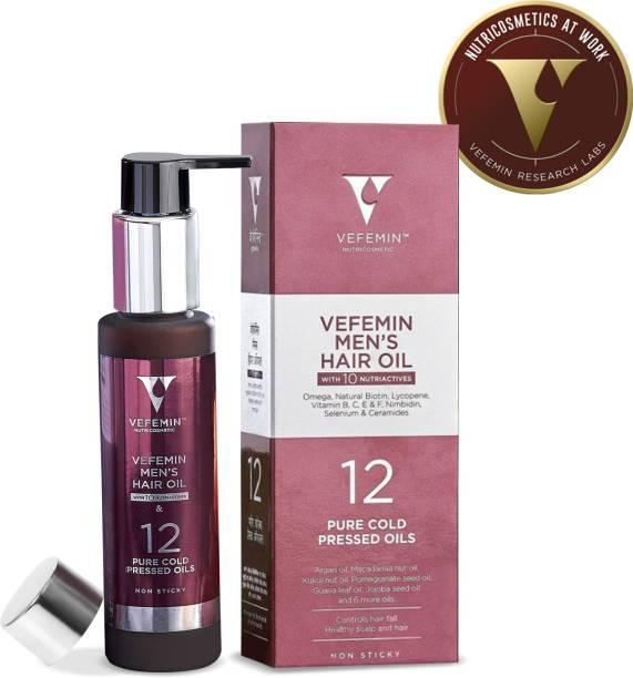 Vefemin Men's  Hair Oil