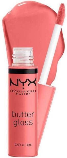 NYX Professional Makeup Butter Lip Gloss Creme Brulee