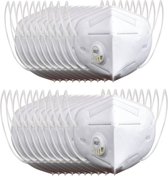 Halo mask respirator(Pack of 20)