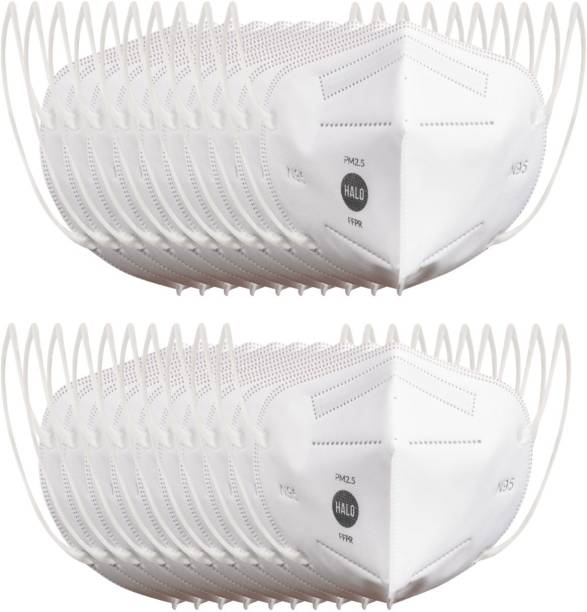 Halo mask respirator (Pack of 20)