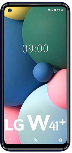LG W41 Plus (Magic Blue, 128 GB)