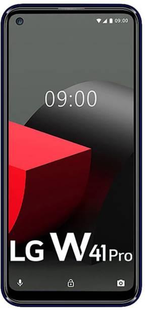 LG W41 Pro (Laser Blue, 128 GB)