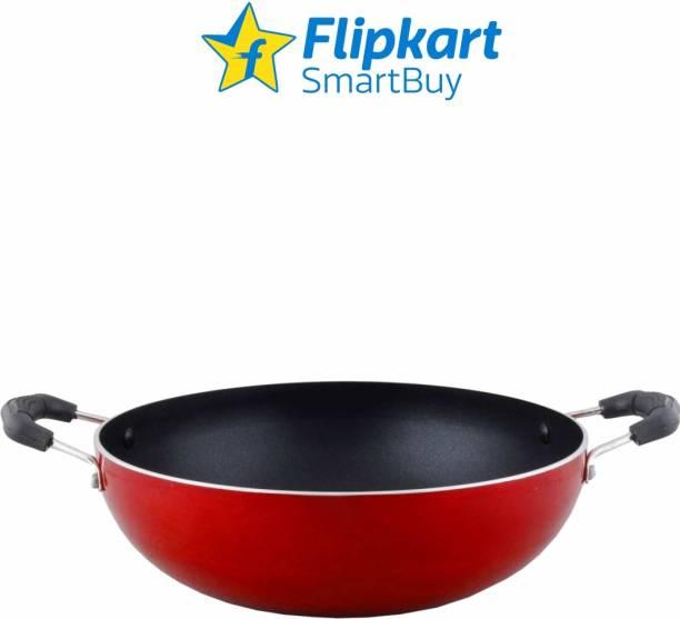 Flipkart SmartBuy NONSTICK KADAI Kadhai 24 cm