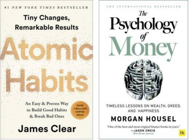 The Psychology Of Money + Atomic Habits