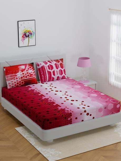 Bombay Dyeing 210 TC Cotton King Printed Bedsheet