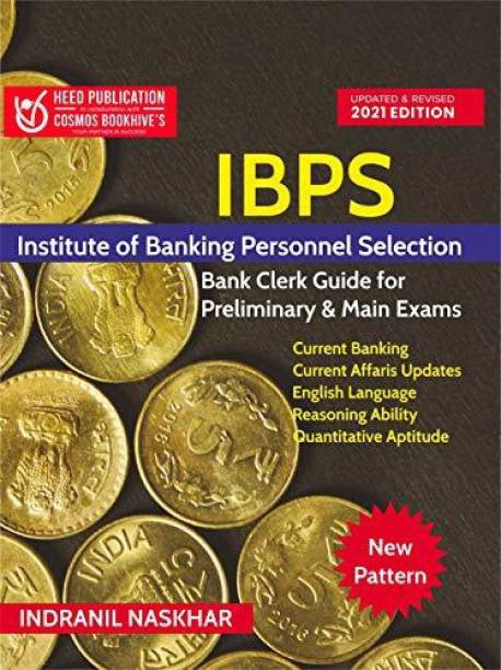 IBPS Clerical Exam Guide in English Latest Edition 2021