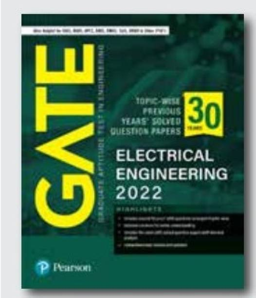 GATE Topic-wise Previous Years' Solved Question Papers Electrical Engineering 2022
