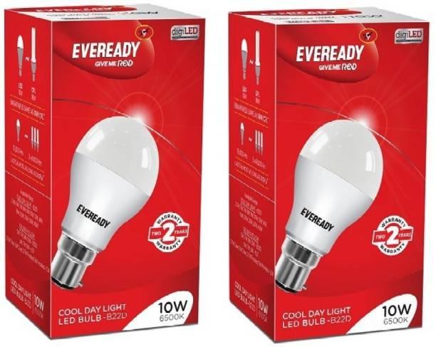 EVEREADY 2.5 W Standard B22 LED Bulb