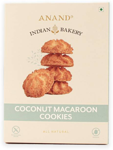 Anand Coconut Macroon Bakery Biscuit