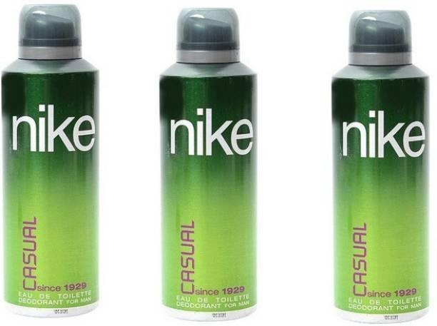 NIKE Casual Deo Deodorant Spray  -  For Men