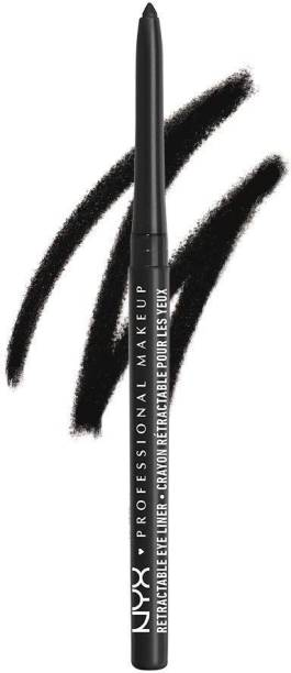 NYX Professional Makeup Retractable Eye Liner Black 0.34 g