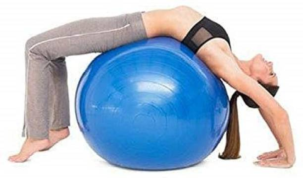 Crafts Zone Exercise Gym Ball 65cm with Pump Gym Ball