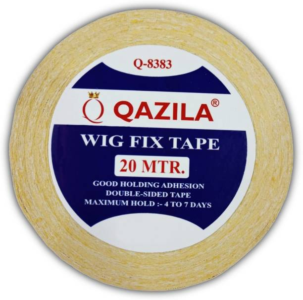 Qazila Patch tape double sided transparent easy use Hair Accessory Set