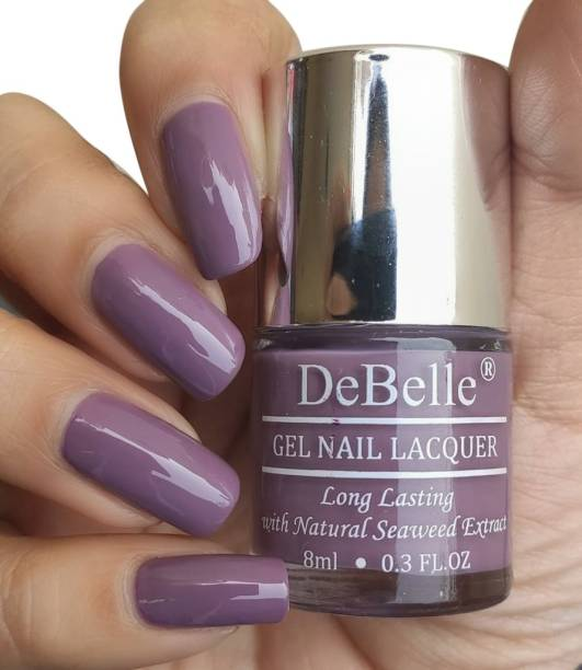 DeBelle Gel Nail Lacquer - Mauve Orchid Mauve Orchid