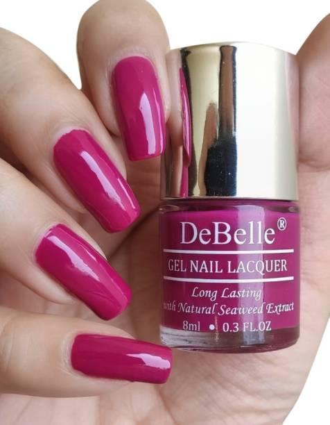 DeBelle Gel Nail Lacquer - Camellia Berry Camellia Berry