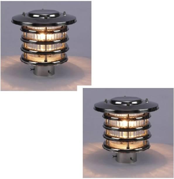 DENICRAAS Gate Light Outdoor Lamp