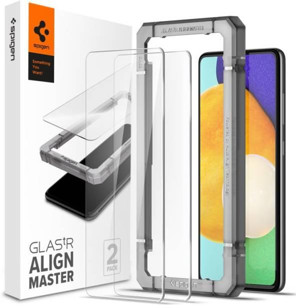 Spigen Tempered Glass Guard for Galaxy A52