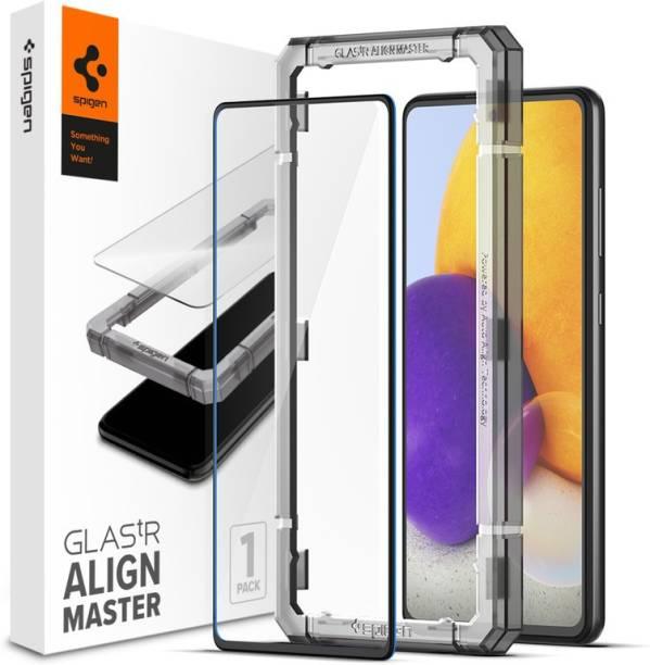 Spigen Tempered Glass Guard for Galaxy A72