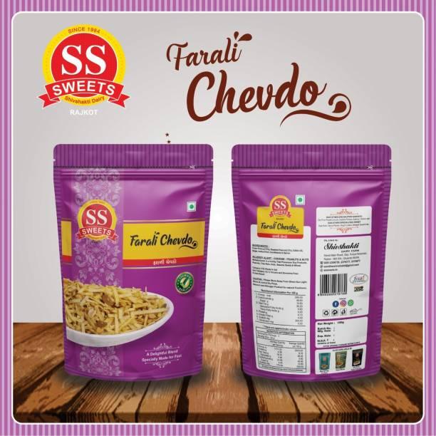 SHIVSHAKTI FARALI CHEVDO SMALL Chips
