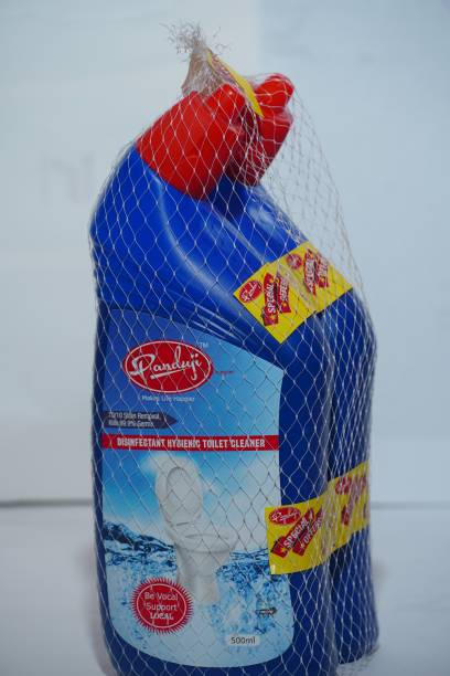 PANDUJI TOILET CLEANER COMBO Liquid Toilet Cleaner