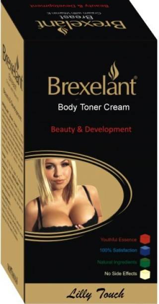 Lilly Touch Brexelant Breast Cream for Women wth Vitamin E for Beauty & Development