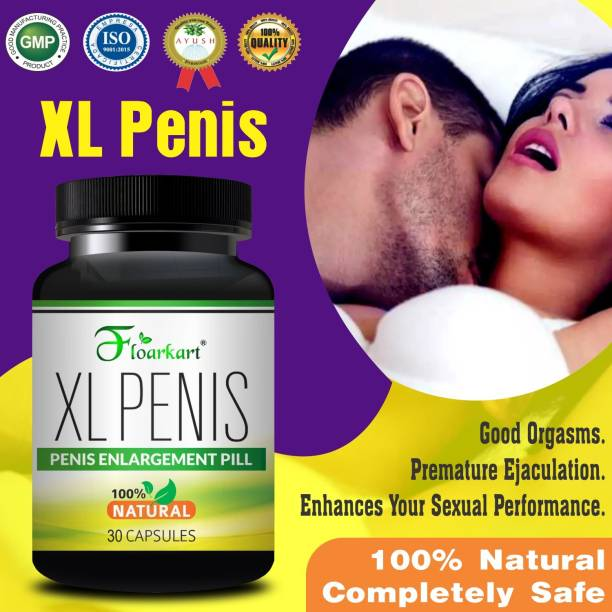 Floarkart XL Penis Herbal Capsules For Helps To Increase Strength 100% Ayurvedic