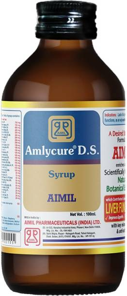 AIMIL Amlycure D.S. Syrup for Liver Health