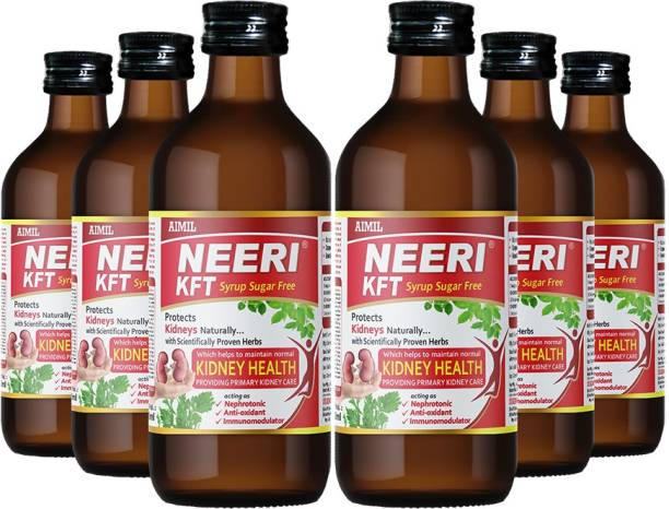 AIMIL NEERI KFT Sugar Free Syrup for Kidney Health   Improves Kidney Function Naturally