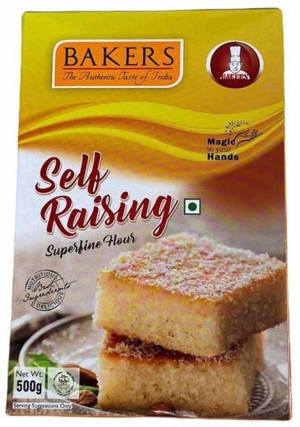 Bakers Self Rasing Superfine Flour Self Rising Flour Powder
