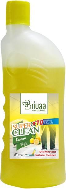 brivaa DISINFECTANT SUPER CLEAN LEMON
