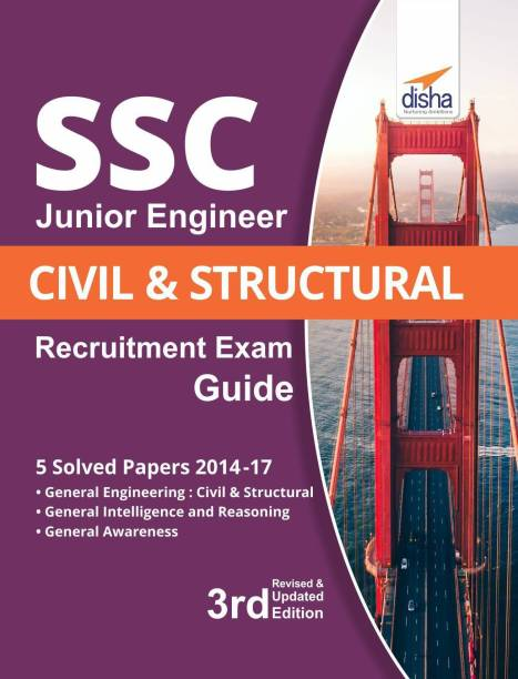 SSC Junior Engineer Civil & Structural Recruitment Exam Guide 3rd Edition