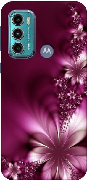 INDIALAND Back Cover for Motorola G40 Fusion