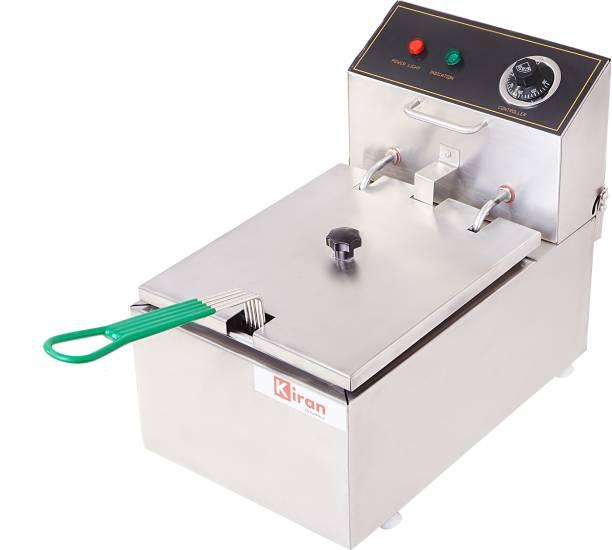 kiran 8 Liter Deep Fryer- Electric 8 L Electric Deep Fryer