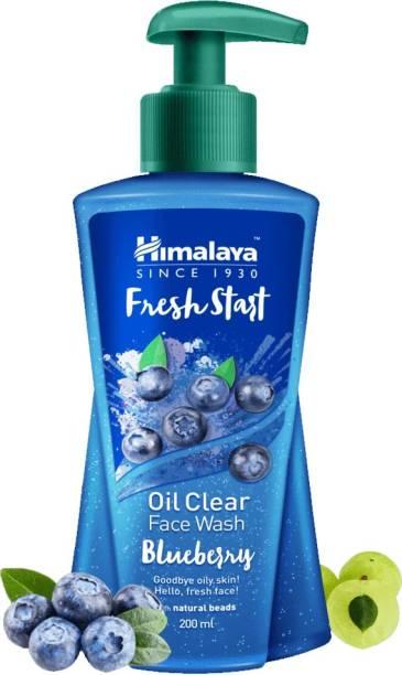 HIMALAYA FRESH START OIL CLEAR BLUEBERRY FACE WASH 200ML Face Wash