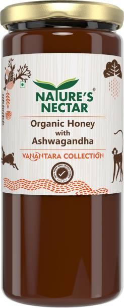 Nature's Nectar Organic Honey with Ashwagandha