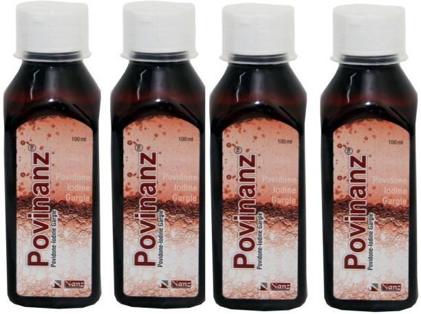 povinanz povidon-iodine gargle - normal