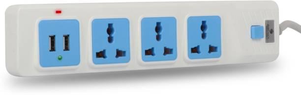 ZEBRONICS ZEB-PS3320U USB POWER STRIP 3  Socket Extension Boards