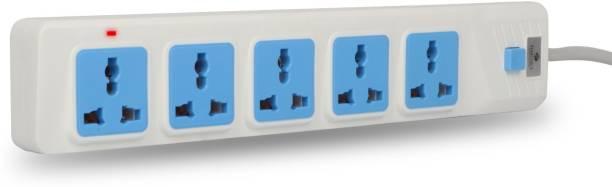 ZEBRONICS ZEB PS5500 PLUS 5  Socket Extension Boards