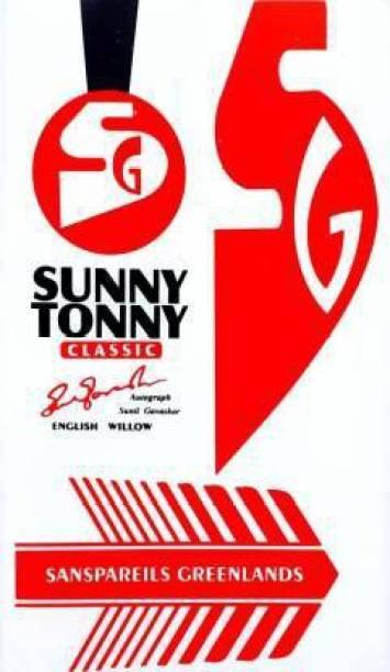 SG ST SG DC Sunny Tonny CLASSIC BAT STICKER Bat Sticker