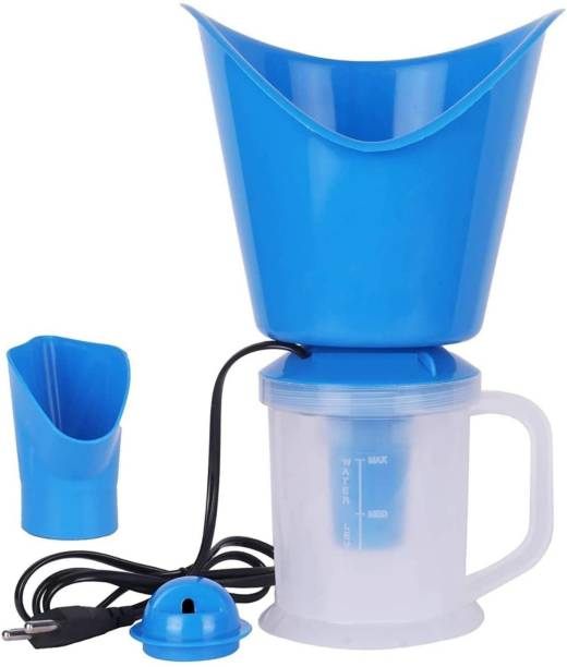 NAFIA FASHION 3 In 1 Steam Vaporizer - Inhaler Vaporizer for Cough, Cold, Nose vaporizer & Face Steamer Vaporizer (Blue) Vaporizer