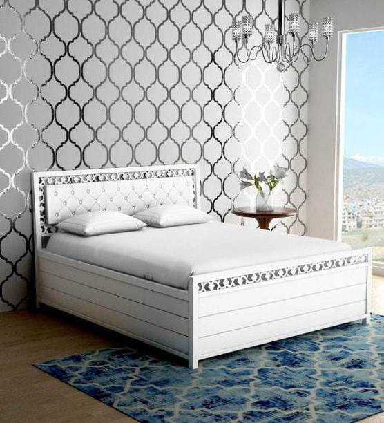 Lakecity group Metal Queen Hydraulic Bed