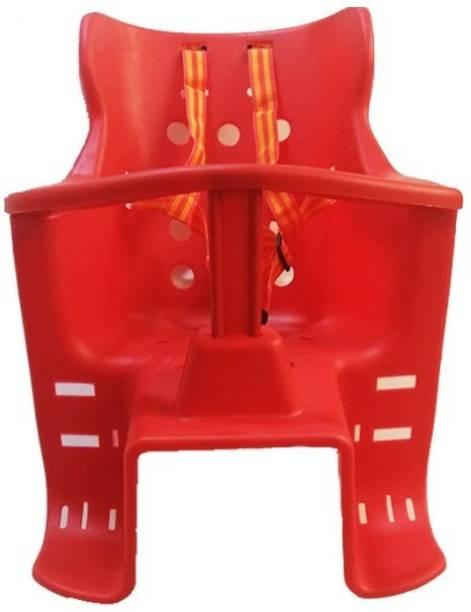 Velo Plastic Seat Plastic  Bicycle Carrier