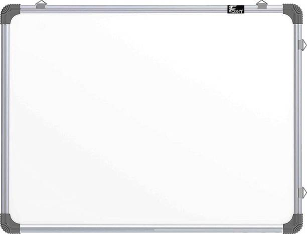 Foxit 1.5X2White And Green Chalk Board Board for Office, School, Study Room,White BOARD Board White board