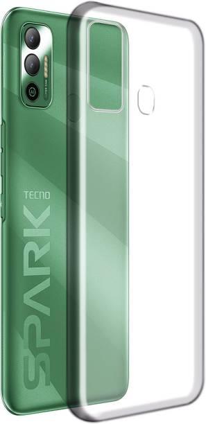 Morenzoten Back Cover for Tecno Spark 7