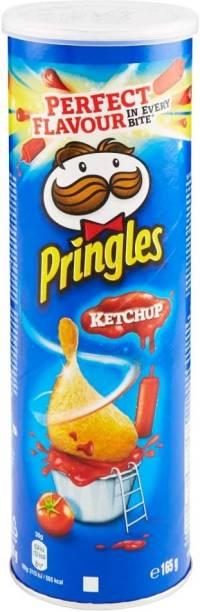Pringles KETCHUP Chips