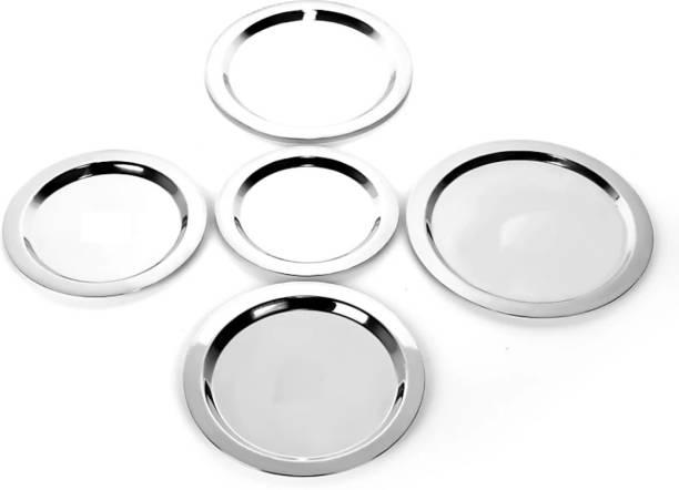 Bhaumik 8 inch, 7.5 inch, 7 inch, 6.5 inch, 6 inch Lid Set