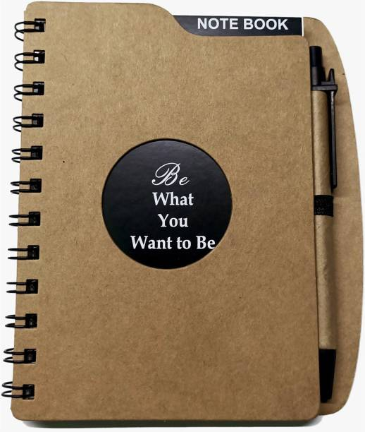 RSTAR Recycled Handmade B6 Notebook Ruled 160 Pages