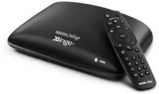 Tata Sky Binge Plus Hindi Basic HD pack
